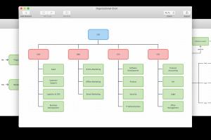 """Ứng dụng """"Diagrams"""" (Sơ đồ) được cập nhật với tùy chỉnh bảng màu và hỗ trợ máy Mac M1"""