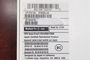 MacBook serial check - Hướng dẫn CHI TIẾT và ĐẦY ĐỦ NHẤT