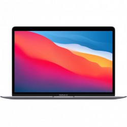 MGN63 - MACBOOK AIR 2020 - Apple M1 - 13 INCH - 256GB - XÁM - NEW 99%