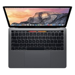 MLH12 - MACBOOK PRO RETINA 2016 CŨ - 13 INCH - TOUCH BAR - 256GB - CORE i5 - XÁM - NEW 99%