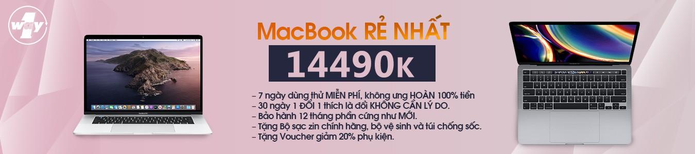MacBook cũ 99%