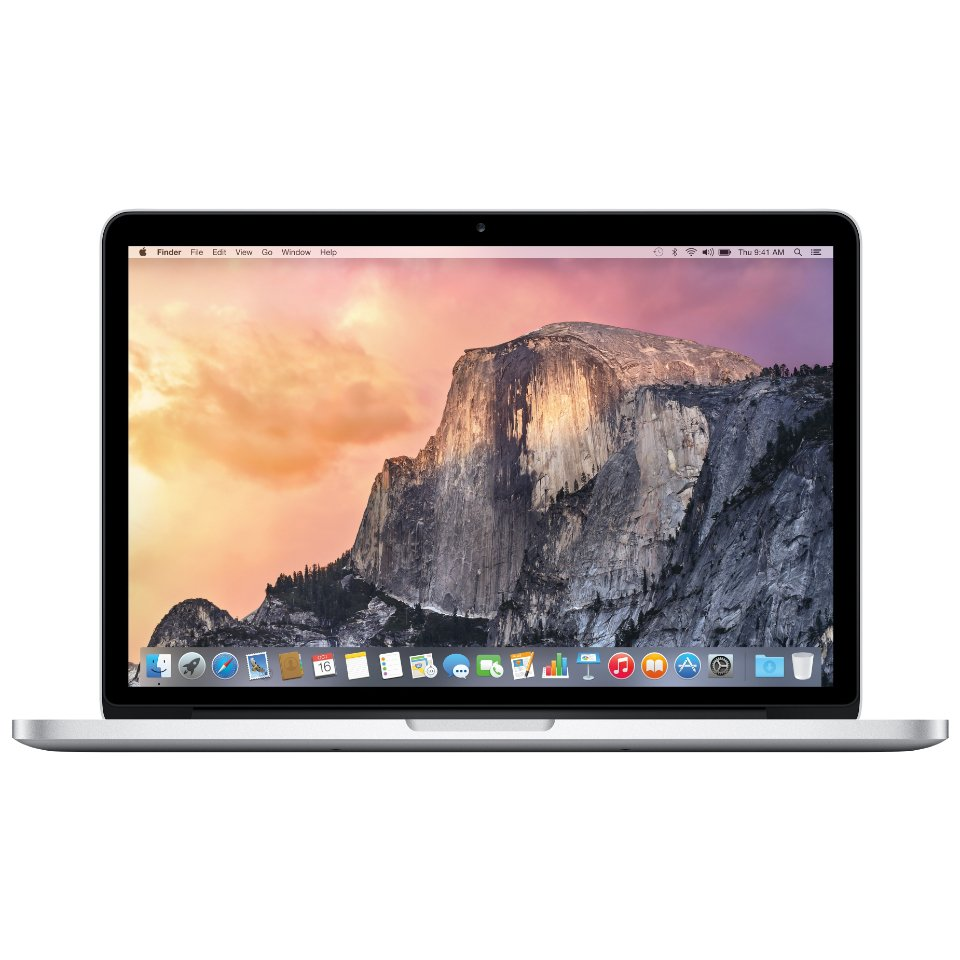 MF839 – MACBOOK PRO RETINA 2015 CŨ – 13 INCH - 128GB – CORE i5 - BẠC - NEW 99%