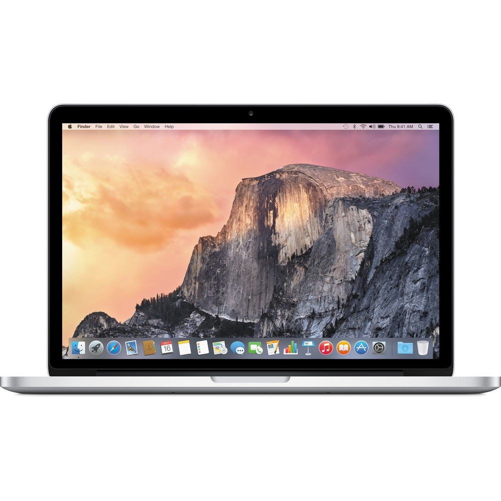 MF840 – MACBOOK PRO RETINA 2015 CŨ – 13 INCH - 256GB – CORE i5 - BẠC - NEW 99%