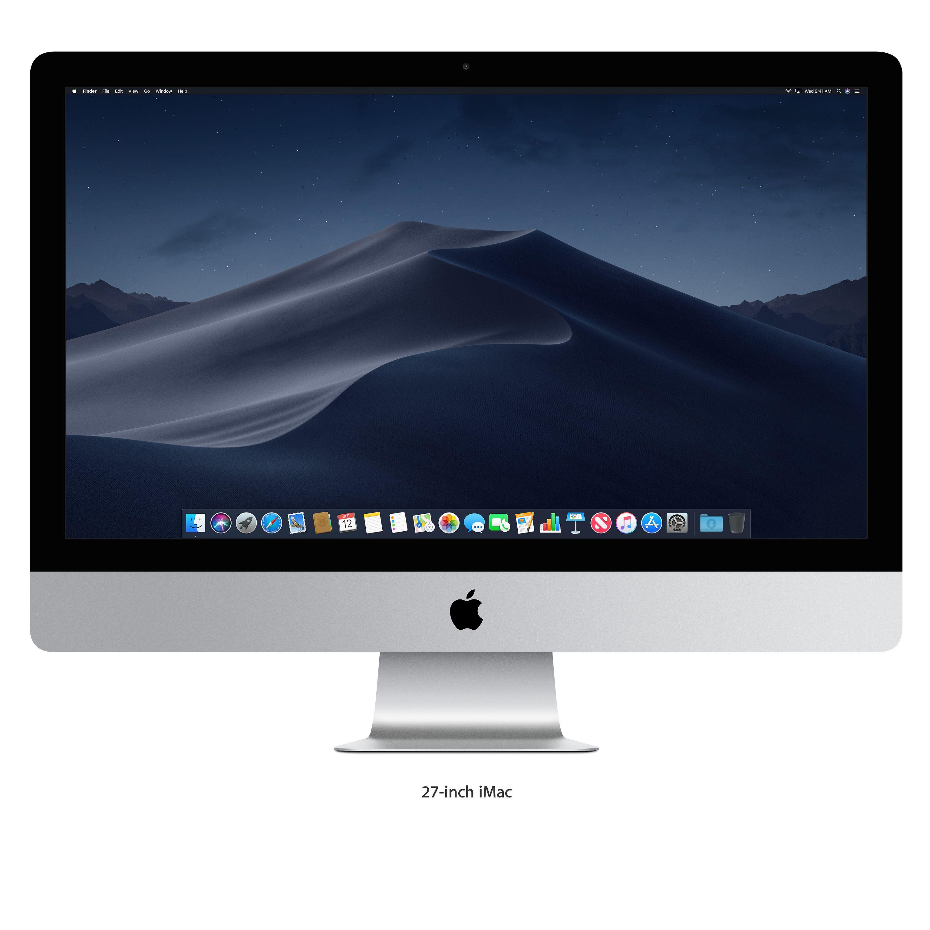 MRQY2 - iMac 27″ 2019 RETINA 5K – NEW 100%