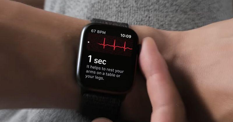 Cách kích hoạt điện tâm đồ trên Apple Watch tại Việt Nam