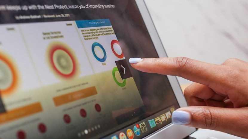 Lộ bằng chứng Apple sắp ra mắt Macbook màn hình cảm ứng